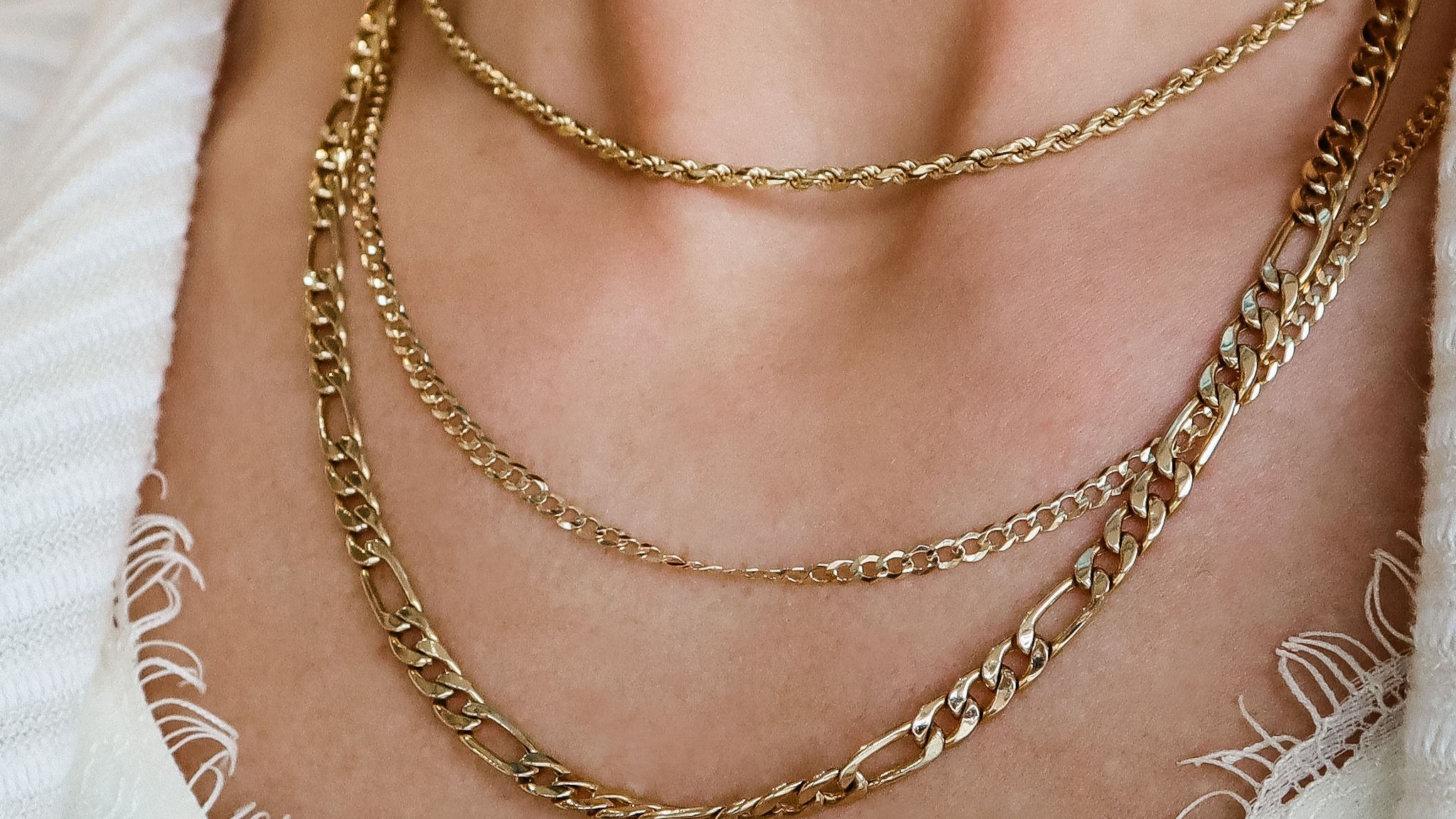 Layered Necklace Trend
