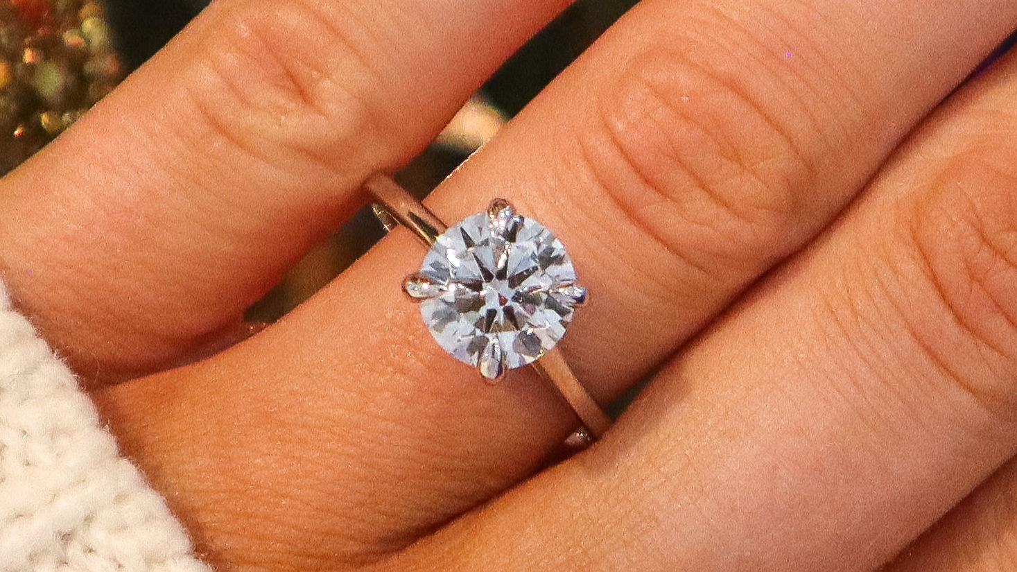 Lab Grown Diamonds & Engagement Rings