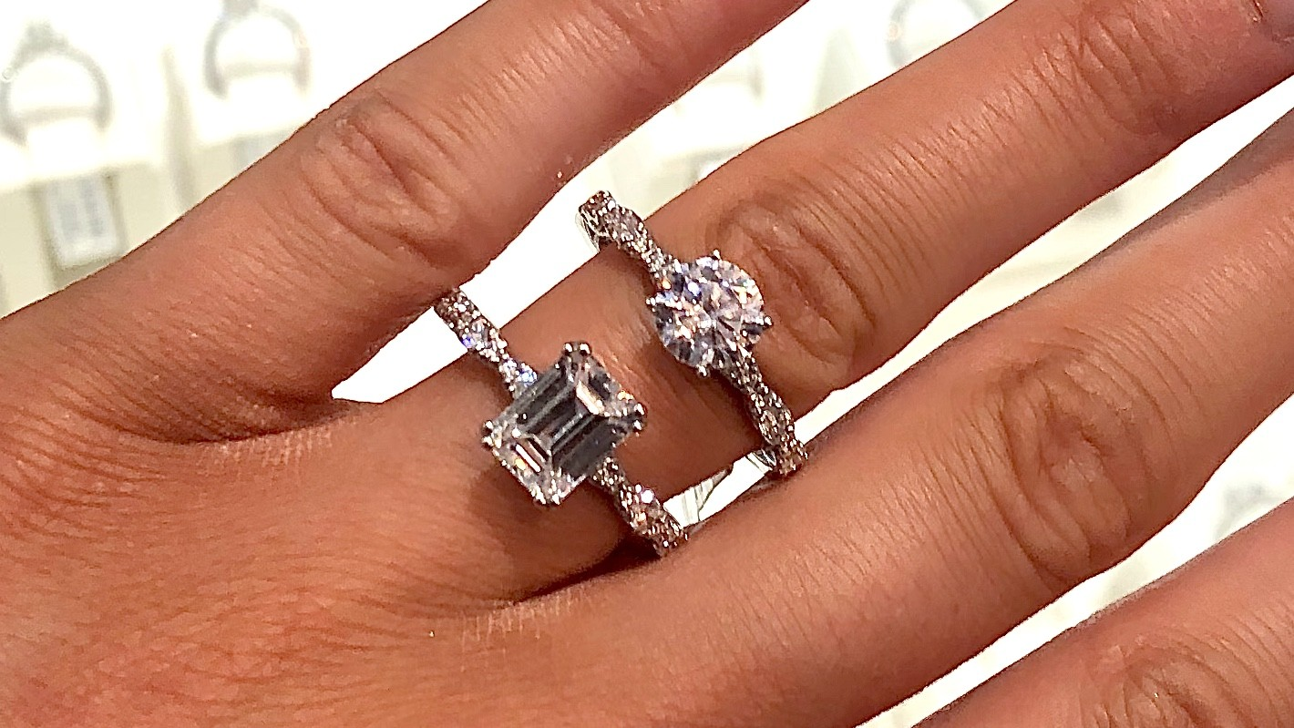 New Tacori Engagement Ring Favorites