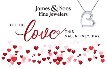 Valentine's Day Gift Guide | James & Sons