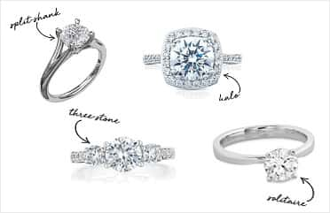 Find The Perfect Engagement Ring