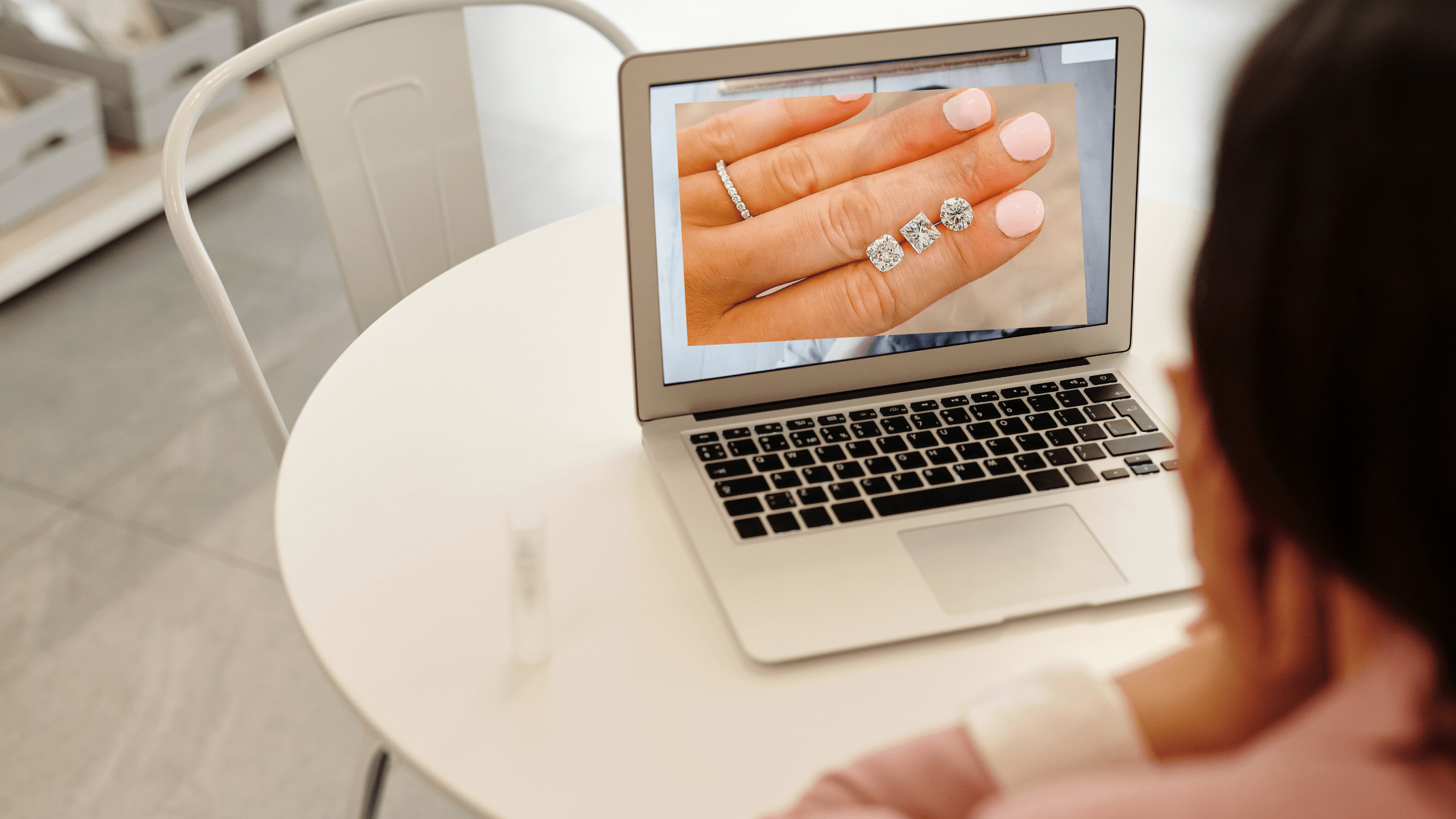 Virtual Engagement Ring Shopping